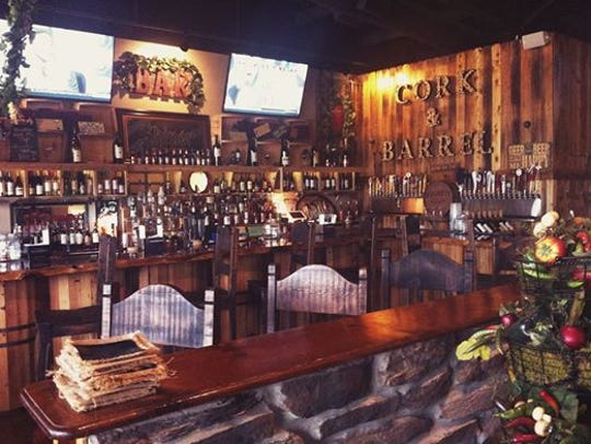 Cork and Barrel in Bossier City has 30 beers and three