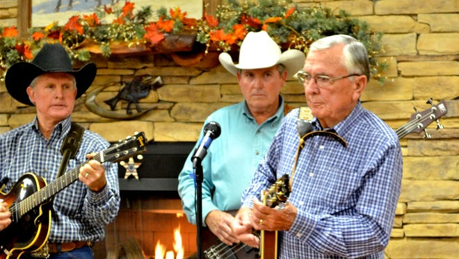 """Capitan Public Library presents the music of """"The Hopefuls"""" for the 1st Friday event of November."""