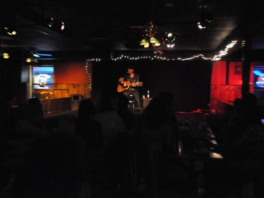 Cory Chisel at the Mill on June 29, 2014.