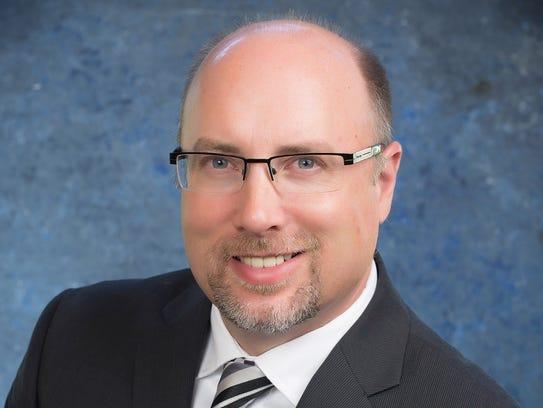 Bill Pfingsten has been named Senior Vice President
