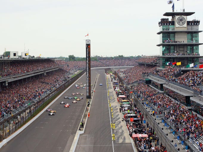"Coined ""The Greatest Spectacle in Racing,"" the Indianapolis 500 has been held annually every year since 1911 except for 1917-18 (World War I) and 1942-45 (World War II)."
