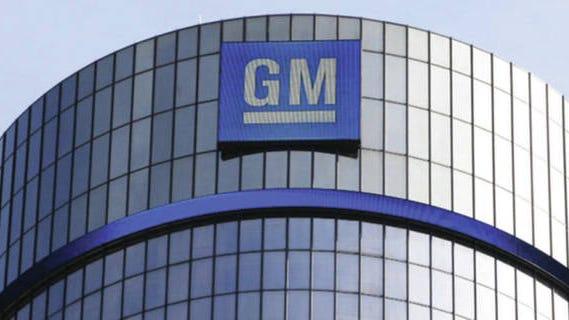 General Motors is headquartered in Detroit. It employs 180,000 worldwide.