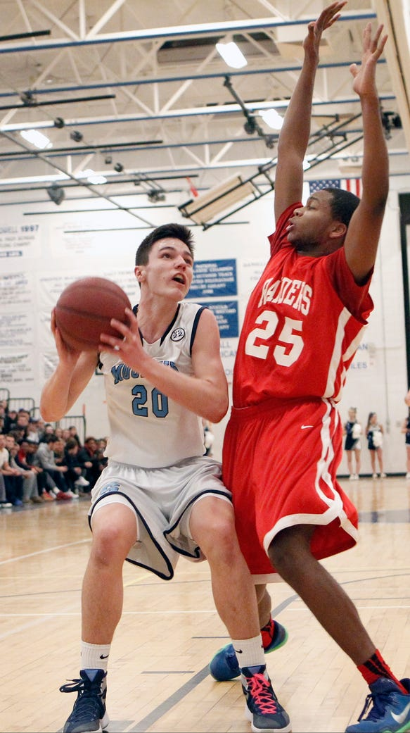 Suffern's Will Krebs is a candidate for this year's Super 7.