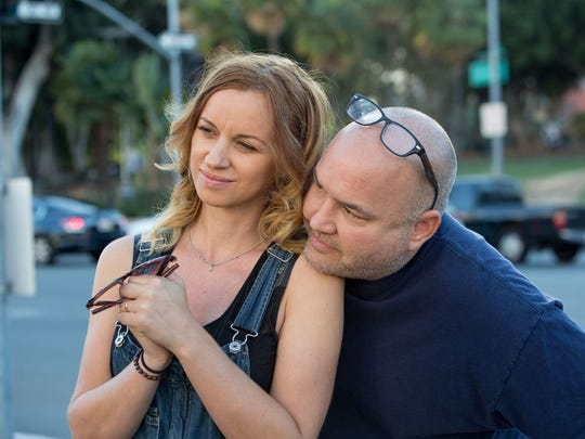 """Dave Rogers, originally from West Milford, and Elena Beuca star in """"D-Love,"""" which premieres at the Hoboken International Film Festival on Saturday."""