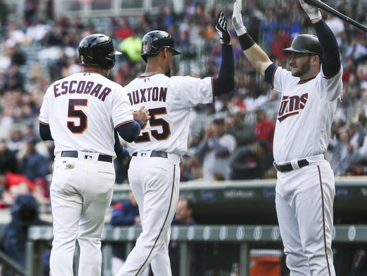 Bartolo Colon makes his case for playoff roster spot by pitching Twins to 5-1 win over Tigers