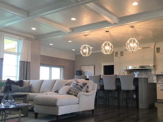 Home Decor Sioux Falls: 2018 Sioux Falls Spring Parade Of Homes Tour: Clean Lines