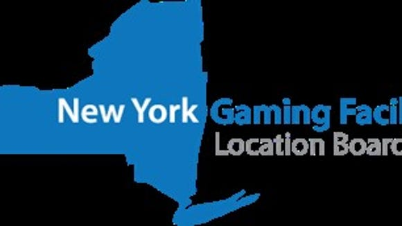 The New York Gaming Facility Location Board will meet