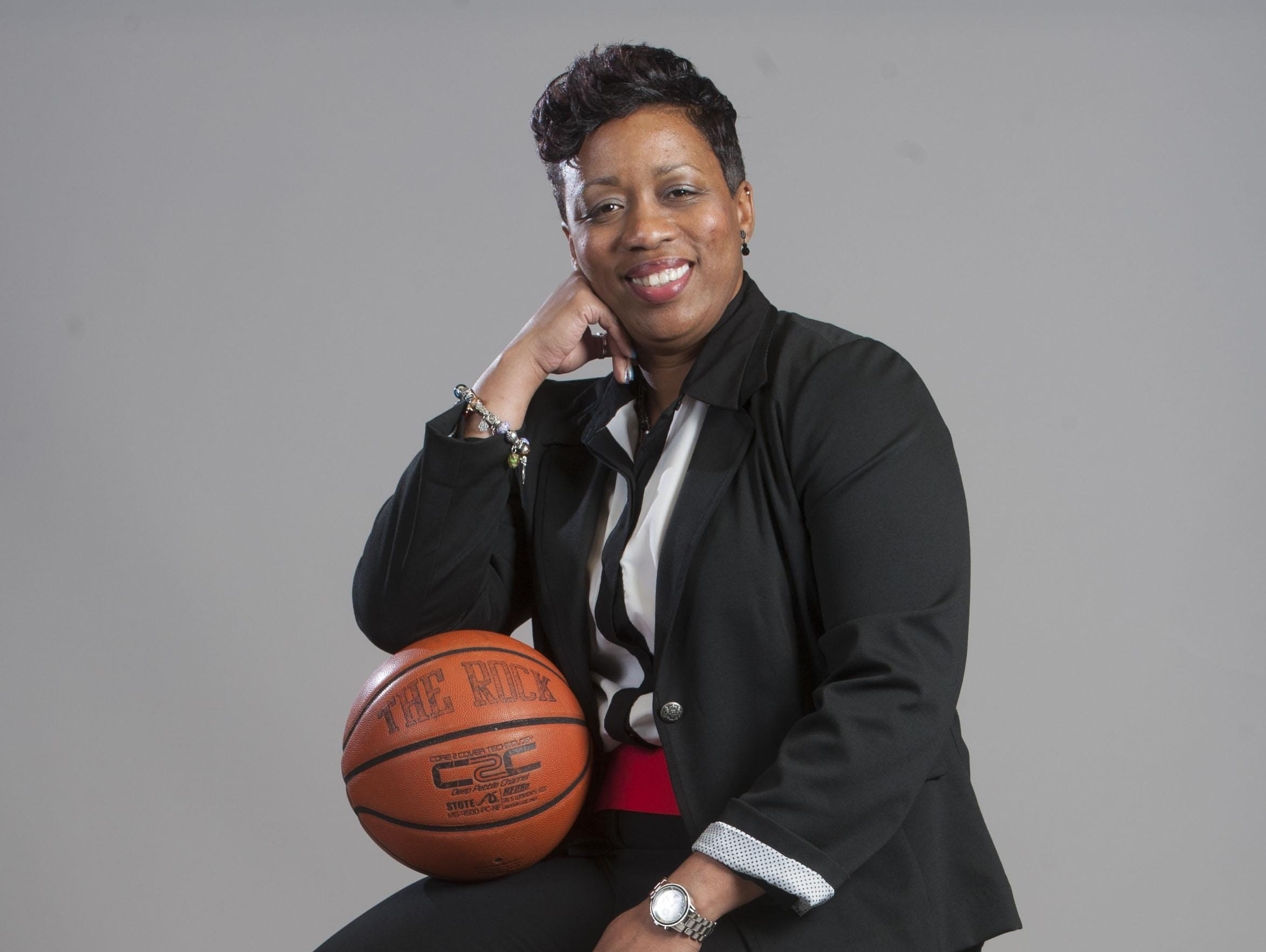 Iesha Stallworth, West Florida girls basketball coach