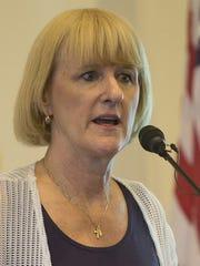 Beth Mattey, president of the National Association