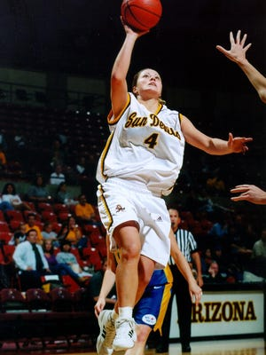 Amanda Levens, a three-time All-State pick at Belvidere, finished her career at Arizona State as one of only three ASU players to score 1,000 points in only two seasons.