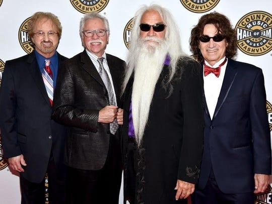 Duane Allen, Joe Bonsall, William Lee Golden and Richard