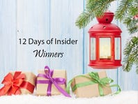 Check out the Sweepstakes Winners