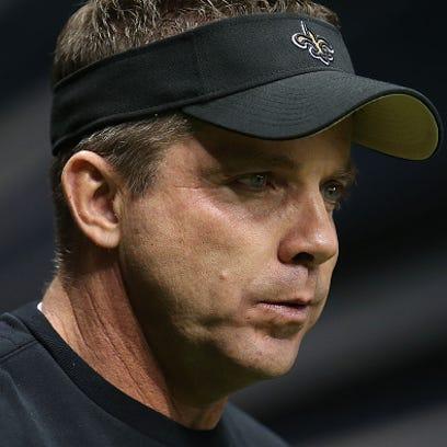 NEW ORLEANS, LA - NOVEMBER 24:  Head coach Sean Payton