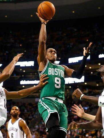 Rajon Rondo knew he'd play in the Celtics' season opener