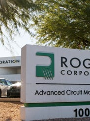 Offices for Rogers Corporation, Advanced Circuit Materials