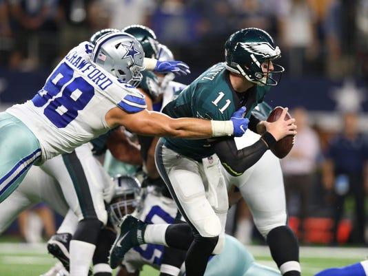 Eagles, Cowboys
