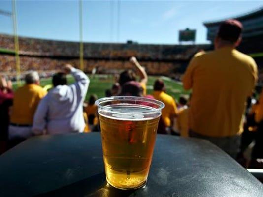 Stadium Beer Sales_McDa