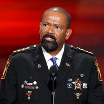 Bice: Sheriff Clarke directed staff to hassle plane passenger after brief exchange