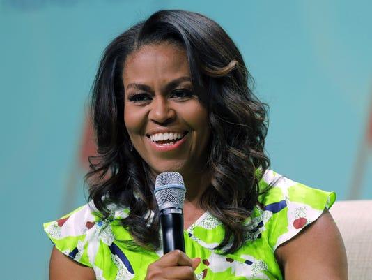 Midterms Michelle Obama