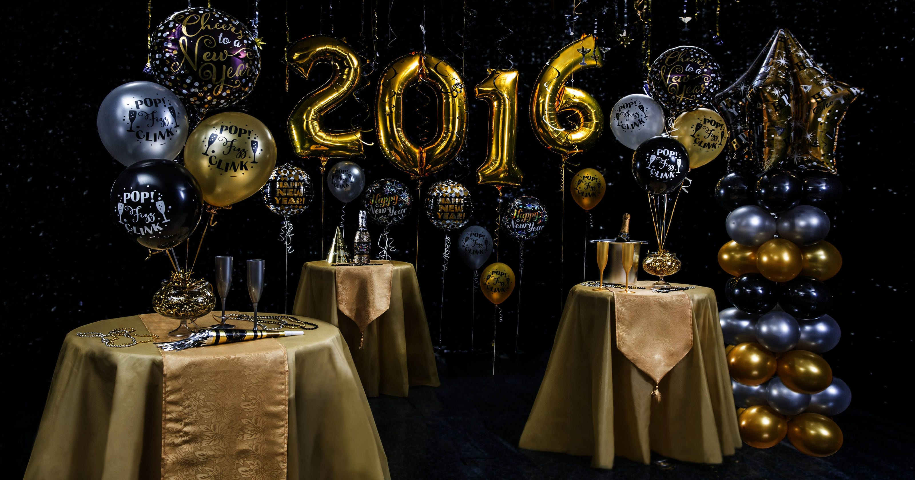 Fun ideas for New Year's Eve in Morris