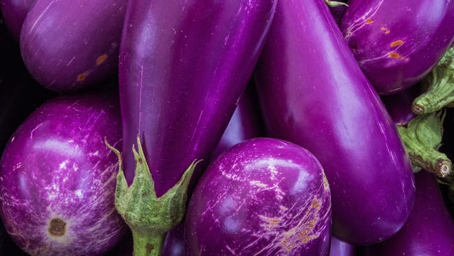 Eggplant can be roasted, grilled, sautéed, steamed, pureed and baked and are an excellent way to celebrate Meatless Monday.