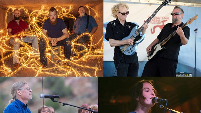 The Zion Canyon Music Festival will feature local and touring acts performing live on Sept. 25 and 26.