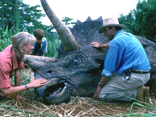 """The Milwaukee Symphony will perform live to screenings of """"Jurassic Park"""" Nov. 24 and 25 at the Riverside Theater."""