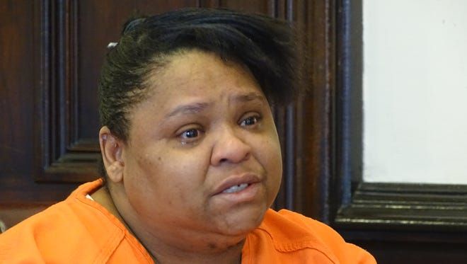 Yvonne McDaniel of Coshocton will serve six years in prison on her convictions on felony charges of trafficking in heroin, cocaine and prescription drugs. Her husband awaits sentencing on similar charges.