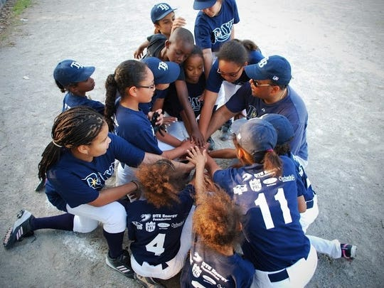 Sports help children develop positive character traits,