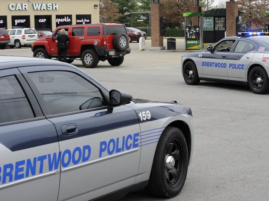 Brentwood's close proximity to Nashville means it's not uncommon for criminals to target people in both jurisdictions.