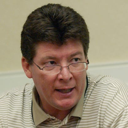 Randy Butler, shown in this 2004 file photo, has been