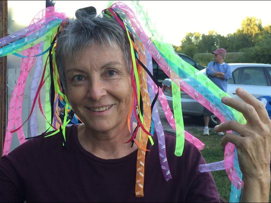 Jeanne Keller, organizer of Friends of the Winooski's