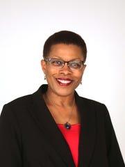 Rochelle Riley, Detroit Free Press Metro Columnist.