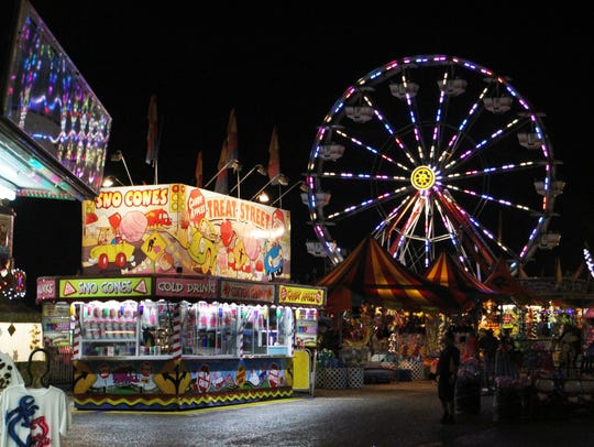 The Southwest Florida & Lee County Fair
