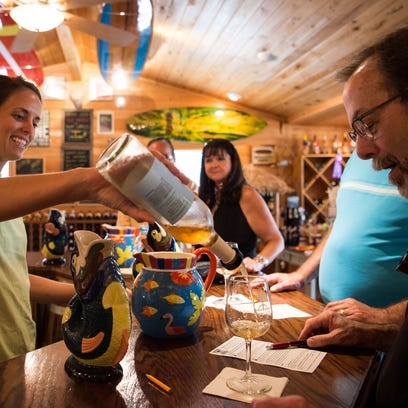 Summer Crush Vineyard & Winery in Fort Pierce turns native muscadine grapes into wine | Homegrown