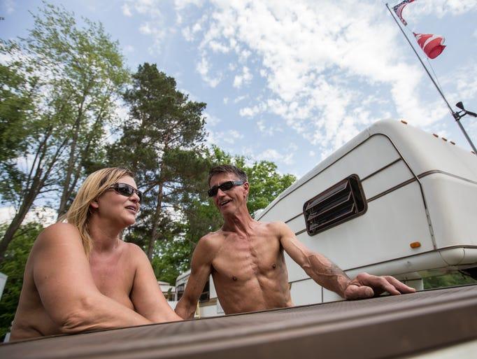 Cherry Lane Nudist Resort Hillsdale Mi