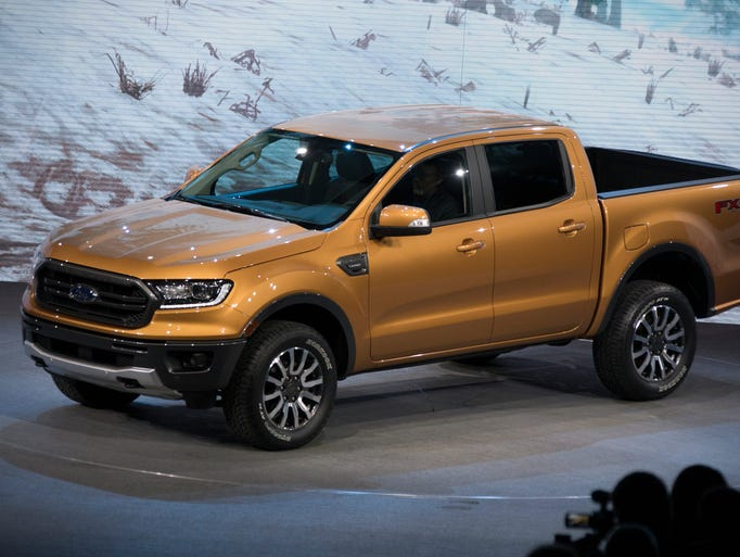"Ford reveals the ""torture tested"" 2019 Ford Ranger"