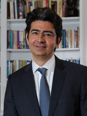 eBay founder, billionaire and philanthropist, Pierre Omidyar.