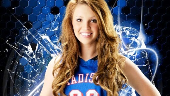 Madison senior Baylea Loven.
