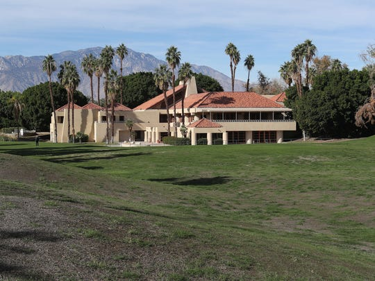 The building that once housed the pro shop and restaurant at Rancho Mirage Country Club will be the site of a new boutique hotel.