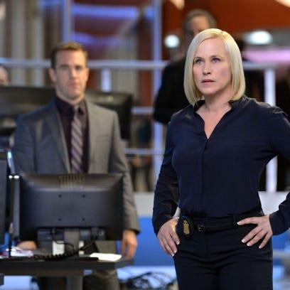 Patricia Arquette stars in CSI:Cyber