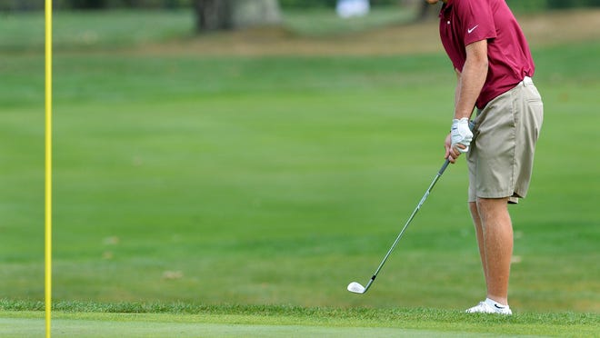 North East senior Carter Hassenplug will set his sights on a third consecutive District 10 Class 2A golf title next week. First, he will try to help his team qualify for the team postseason when the Grapepickers meet Mercyhurst Prep on Monday.