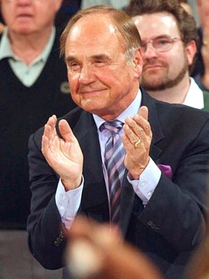 Oh my! Dick Enberg wins Ford C. Frick Award.