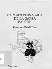 Dr. Clotilde Garcia wrote a book on the genealogy of  Blas María de la Garza Falcón's family. She worked with the Westside Business Association and the government of Spain to make the statue a reality.