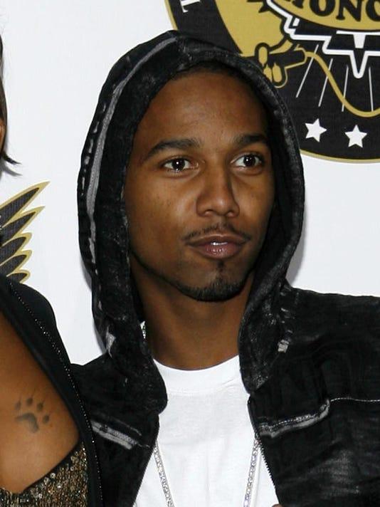 -Airport Gun-Rapper Suspect