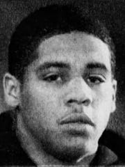 Former two-time state champion from Winslow Township, Vince Jones, shown here as a junior in 2004.
