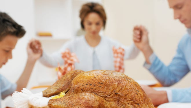Thanksgiving is the perfect time to talk to relatives about what health conditions run in your family.