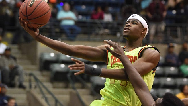 Malik Newman has a chance to win a third-straight Player of the Year.