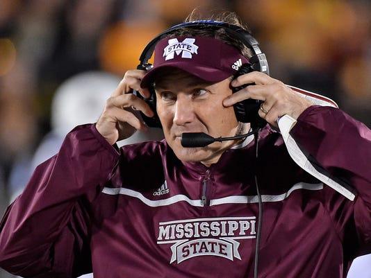 NCAA Football: Mississippi State at Missouri