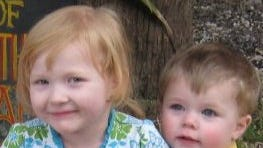 Kiera Pulaski, 4, left, and her half brother, Darby Hodges, 18 months, both died in 2010 within 12 weeks of one another.